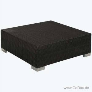 Loungetisch Bellini Mocca 90x90