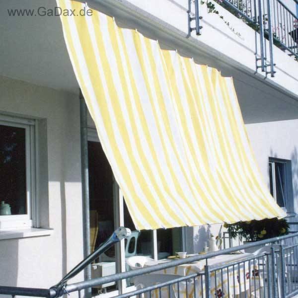 sonnensegel balkon. Black Bedroom Furniture Sets. Home Design Ideas