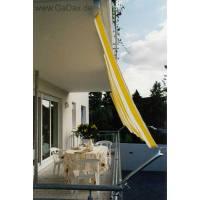sonnensegel balkon 270 x 140 cvsm02 77 20 01tol. Black Bedroom Furniture Sets. Home Design Ideas